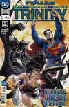 Cover for Trinity (DC, 2016 series) #22