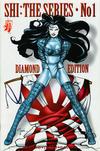 Cover for Shi: The Series (Crusade Comics, 1997 series) #1 [Diamond Edition]