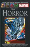 Cover for Die offizielle Marvel-Comic-Sammlung (Hachette [DE], 2013 series) #21 - Marvel Horror