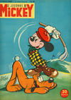 Cover for Le Journal de Mickey (Disney Hachette Presse, 1952 series) #96