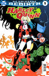 Cover Thumbnail for Harley Quinn (2016 series) #1 [Walmart Bundle Pack Exclusive Amanda Conner]