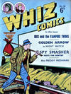 Cover for Whiz Comics (L. Miller & Son, 1950 series) #92