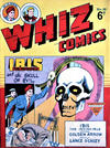 Cover for Whiz Comics (L. Miller & Son, 1950 series) #90