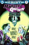 Cover for Harley Quinn (DC, 2016 series) #1 [Abbas Discount Rafael Albuquerque Cover]