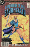 Cover for Conqueror of the Barren Earth (DC, 1985 series) #1 [Canadian]