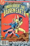 Cover for Conqueror of the Barren Earth (DC, 1985 series) #3 [Canadian]