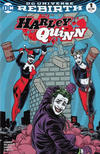 Cover for Harley Quinn (DC, 2016 series) #1 [Comic*Pop Collectibles Mike Allred Color Cover]