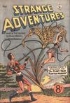 Cover for Strange Adventures (K. G. Murray, 1954 series) #1