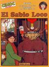Cover for Cimoc Extra Color (NORMA Editorial, 1981 series) #2 - Las Extraordinarias Aventuras de Adèle Blanc-Sec: El Sabio Loco