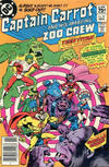 Cover for Captain Carrot and His Amazing Zoo Crew! (DC, 1982 series) #20 [Canadian]