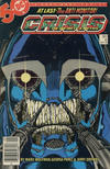 Cover for Crisis on Infinite Earths (DC, 1985 series) #6 [Canadian]