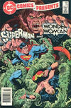 Cover for DC Comics Presents (DC, 1978 series) #76 [Canadian Newsstand]
