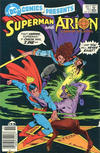 Cover for DC Comics Presents (DC, 1978 series) #75 [Canadian Newsstand]