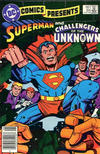 Cover for DC Comics Presents (DC, 1978 series) #84 [Canadian Newsstand]