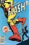 Cover for The Flash (DC, 1959 series) #346 [Canadian Newsstand]