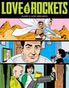 Cover for Love and Rockets (Fantagraphics, 2016 series) #4 [Jaime Hernandez]