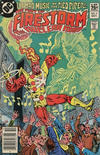 Cover Thumbnail for The Fury of Firestorm (1982 series) #5 [Canadian]