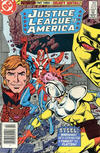 Cover Thumbnail for Justice League of America (1960 series) #235 [Canadian]