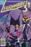 Cover for Legionnaires Three [Legionnaires 3] (DC, 1986 series) #2 [Canadian]