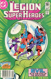 Cover for The Legion of Super-Heroes (DC, 1980 series) #303 [Canadian]