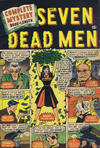 Cover for Complete Mystery Comics (Superior, 1948 series) #1