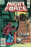 Cover for The Night Force (DC, 1982 series) #8 [Canadian]