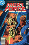 Cover for The Night Force (DC, 1982 series) #10 [Canadian]
