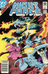 Cover for The Night Force (DC, 1982 series) #14 [Canadian]