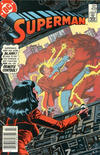 Cover for Superman (DC, 1939 series) #409 [Canadian]