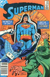 Cover for Superman (DC, 1939 series) #396 [Canadian]