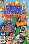 Cover for Super Powers (DC, 1984 series) #4 [Canadian]