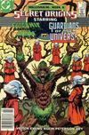 Cover for Secret Origins (DC, 1986 series) #23 [Canadian]