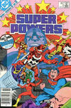 Cover Thumbnail for Super Powers (1984 series) #5 [Canadian]