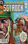 Cover Thumbnail for Sgt. Rock (1977 series) #379 [Canadian]