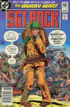 Cover Thumbnail for Sgt. Rock (1977 series) #377 [Canadian]