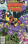Cover for The Saga of Swamp Thing (DC, 1982 series) #27 [Canadian]