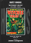 Cover for Harvey Horrors Collected Works: Witches Tales (PS, 2011 series) #4