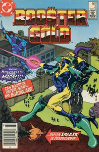 Cover Thumbnail for Booster Gold (DC, 1986 series) #2 [Canadian]