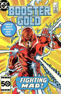 Cover Thumbnail for Booster Gold (DC, 1986 series) #3 [Direct]