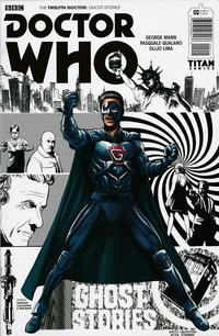 Cover Thumbnail for Doctor Who: Ghost Stories (Titan, 2017 series) #2 [Cover A - Mariano Laclaustra & Pier Brito]