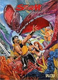 Cover Thumbnail for Storm (Splitter Verlag, 2008 series) #29 - Die Koralle von Kesmee