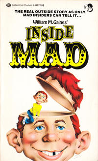 Cover Thumbnail for Inside Mad (Ballantine Books, 1955 series) #24427