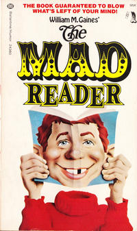 Cover Thumbnail for The Mad Reader (Ballantine Books, 1954 series) #24360 (1)