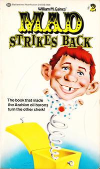 Cover Thumbnail for Mad Strikes Back (Ballantine Books, 1955 series) #24705 (24705)