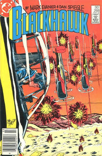 Cover Thumbnail for Blackhawk (DC, 1957 series) #268 [Canadian]