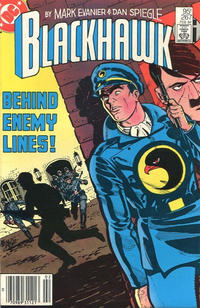 Cover Thumbnail for Blackhawk (DC, 1957 series) #267 [Canadian]