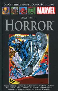 Cover Thumbnail for Die offizielle Marvel-Comic-Sammlung (Hachette [DE], 2013 series) #21 - Marvel Horror