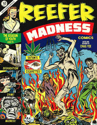 Cover Thumbnail for Reefer Madness (Dark Horse, 2018 series)