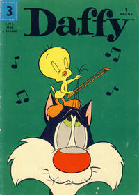 Cover Thumbnail for Daffy (Allers Forlag, 1959 series) #3/1960