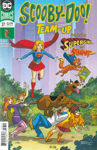 Cover Thumbnail for Scooby-Doo Team-Up (DC, 2014 series) #37